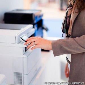 Empresas que faz locação de impressoras