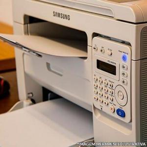 Locação de impressora para eventos