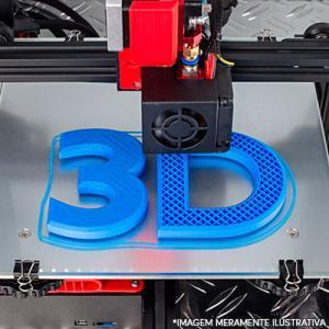 Outsourcing de impressão 3d