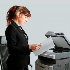 Outsourcing de impressão corporativa